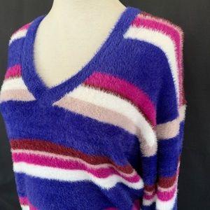 Splendid Soft Stripped Sweater